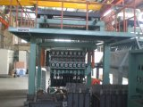 銅の陰極のための8mm銅の棒Upcastingの機械