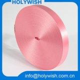 판매를 위한 주문 폴리에스테 디자인 직물 구매 분홍색 리본