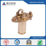 Precisión Copper Plate Copper Brass Casting Metal Casting para Enginery Equipment Parte