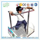 Singole montagne russe Machine di 9d Dynamic Motion Interactive Simulator 360 Degree Vibrating con 720 Degree Immersive Game