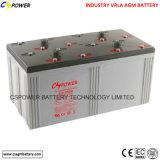 Batteria solare 2V3000ah del AGM VRLA del ciclo profondo per memoria solare