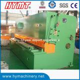 Machine de découpage de tonte de faisceau hydraulique de l'oscillation QC12Y-8X2500
