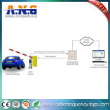 Markeringen van het Windscherm RFID van pvc de Passieve UHF/de Markeringen van de Koplamp voor het Volgen van het Voertuig