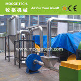 überschüssige Plastik-HDPE-Flasche, die Maschine mit der hohen Kapazität aufbereitet