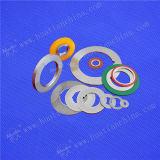 Alta calidad, los anillos del acero del separador de la máquina de corte de la lámina