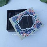 Vario rectángulo de papel diseñado del conjunto del perfume con la ventana del PVC