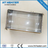 Venda que enrolla del calentador de cerámica de alta densidad