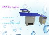 Machine inoxidable de presse de blanchisserie de Stee/presse à mouler de fer