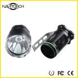 Luz portátil de acampamento Handheld resistente da água de Navitorch (NK-655)