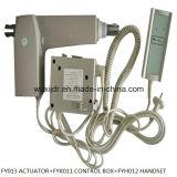 Dispositif d'entraînement linéaire Fy013 de la capacité de charge 8000n d'utilisation dentaire intense matérielle en acier de présidence