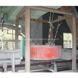 Tipo rotondo di separatore magnetico elettrico per il ferro del vagabondo