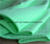 De Stof van katoenen Lycra van de Polyester voor Ondergoed/Kleren