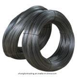 黒によってアニールされる鉄ワイヤー