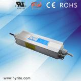 fonte de alimentação constante do diodo emissor de luz da tensão de 90W 12V com UL