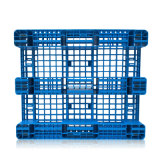 The Rack Perforated Single Face Plastic Palletを置きなさい