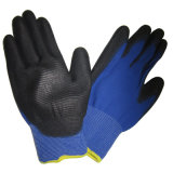 Gant de travail 13G U3 Style Polyester Palm Coated PU ESD