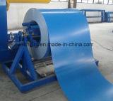 유압 자동적인 강철판 5 톤 Decoiler