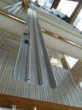 Galvanisierte Bondek Baustahl-Fußboden-Blätter