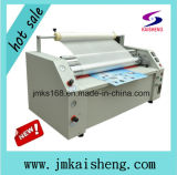 Pneumatic Texture Hot Film Machine de stratification