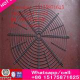 Pequeña cocina rica en línea en la línea motor de alta velocidad del conducto de ventilación que refresca la lámina axial del impulsor del ventilador de la torre de la CA