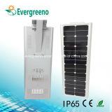 O melhor preço para jardim do diodo emissor de luz/luz de rua solares Integrated