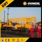 Camion hydraulique XCMG (XZJ5060JGK) de plate-forme de travail aérien du prix usine 17m