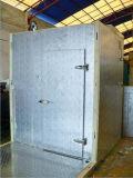 Caminata en refrigerador con el panel del aislamiento del poliuretano
