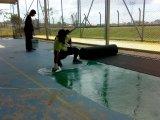 Crossfit Noise Proof EPDM Rubber Flooring für Fitness