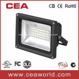 SMD LED Flood Light met UL cUL Dlc FCC Certificates (UL E471712)