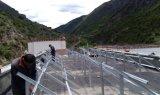 Sistema do painel solar de DC48V 3kw com alta qualidade