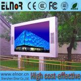 낮은 전력 소비 옥외 풀 컬러 P20 발광 다이오드 표시 위원회