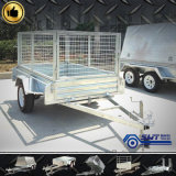 Trailer di bassa potenza Axle Fuel Tank Full Trailer con Custom Service