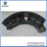 Zapata del petróleo 220 milímetros de 15holes Qt450 del hierro de tipo material del bastidor para el acoplado del carro de Japón para Nissan