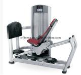 Máquina horizontal Xf12 de la prensa de la pierna del equipo de la aptitud