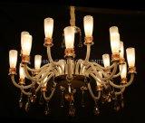 Phine europäische Kristalldekoration-hängendes Beleuchtung-Vorrichtungs-Lampen-Leuchter-Innenlicht