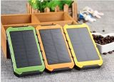 8000mAh Solar Panel External Battery Portable Charger