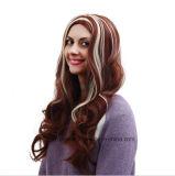 Grandi onde di temperamento popolare di modo della parrucca riccia del Melange
