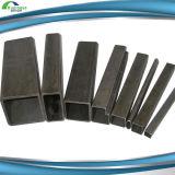 Tuyauterie rectangulaire d'acier de construction