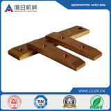 Präzision Casting Parts Copper Plate Copper Casting für Machine Part