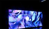 Exposição de diodo emissor de luz ao ar livre das altas resoluções