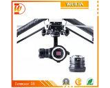 Giunto cardanico di Dji Zenmuse X5 e macchina fotografica aerea professionale della macchina fotografica (obiettivo escluso)