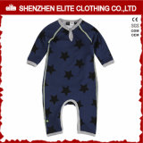 新生のカスタム綿の赤ん坊の衣服中国製
