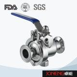 Valvola a sfera sanitaria di elevata purezza dell'acciaio inossidabile (JN-BLV1015)