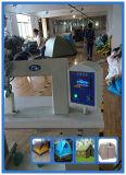 Máquina reflexiva Ht-3+ da selagem da emenda do ar quente da fita