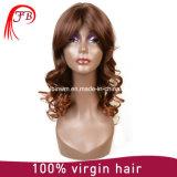 Malaysische Formbrown-Haar-Perücke Bob schlägt Menschenhaar-Perücke-Hersteller in China