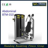 2016 máquinas más calientes/equipo comercial/máquina abdominal Btm-010