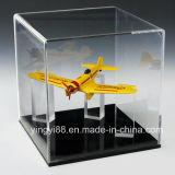 Верхний продавая акриловый витринный шкаф (YYB-967)