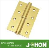 """dobradiça da ferragem da porta da mobília do aço 4 """" X3 """" ou do ferro (tirar)"""