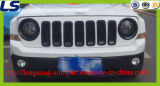 Patriot-Zubehör-Winkel mustert niedrigen Träger des LED-Hauptlicht-75 W