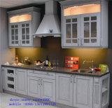 Armários de cozinha do PVC (personalizados)